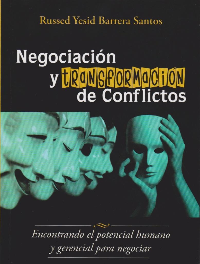 CARATULA NEGOCIACION Y TRANSFORMACION DE CONFLICTOS